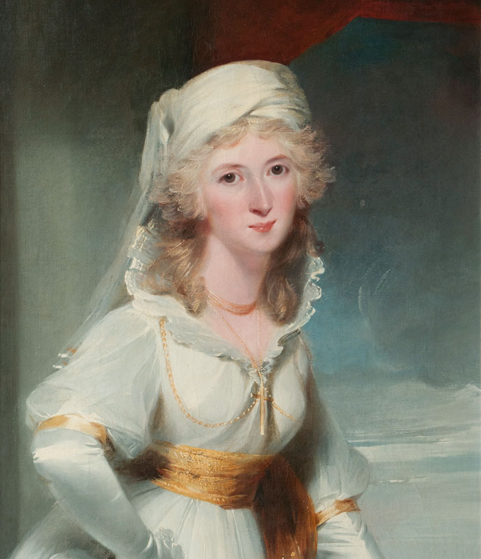 Portrait of Dorothy Style