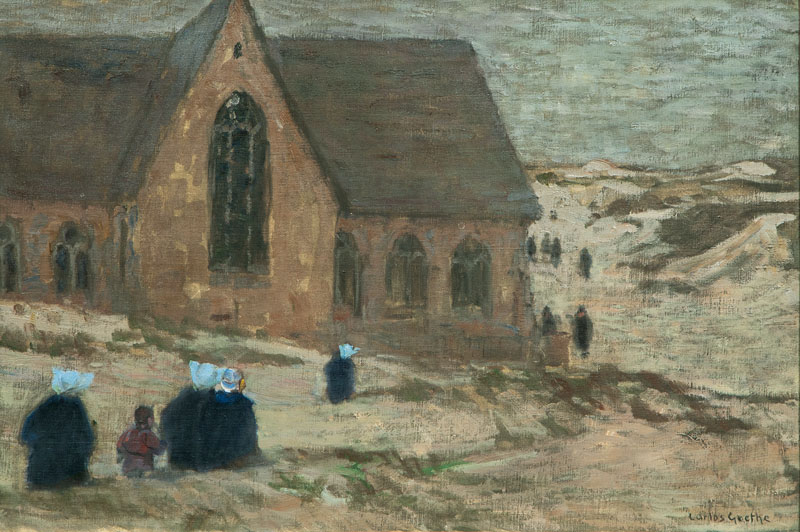 Church in the Dunes