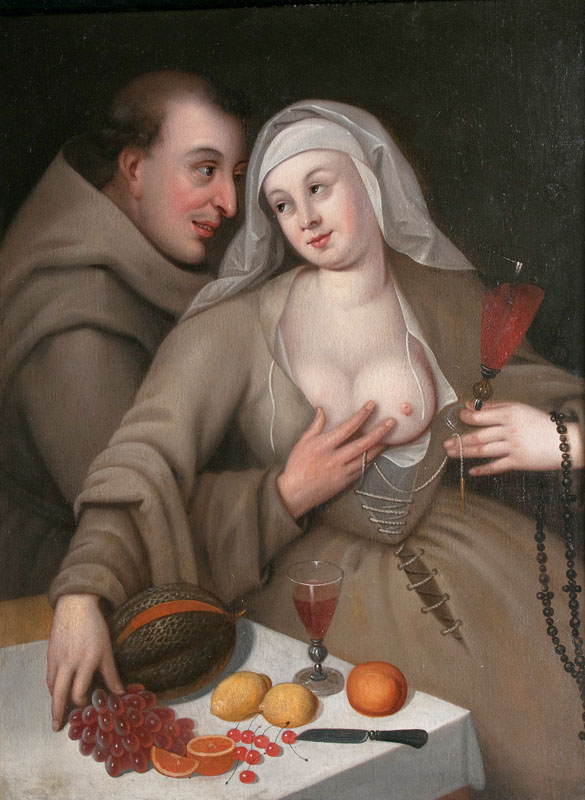 Monk and Nun