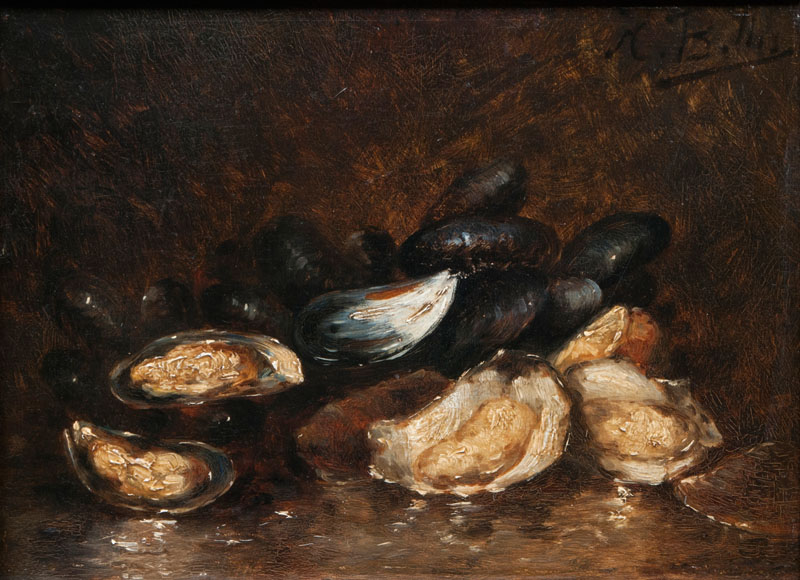 Still Life with Oysters and Mussels
