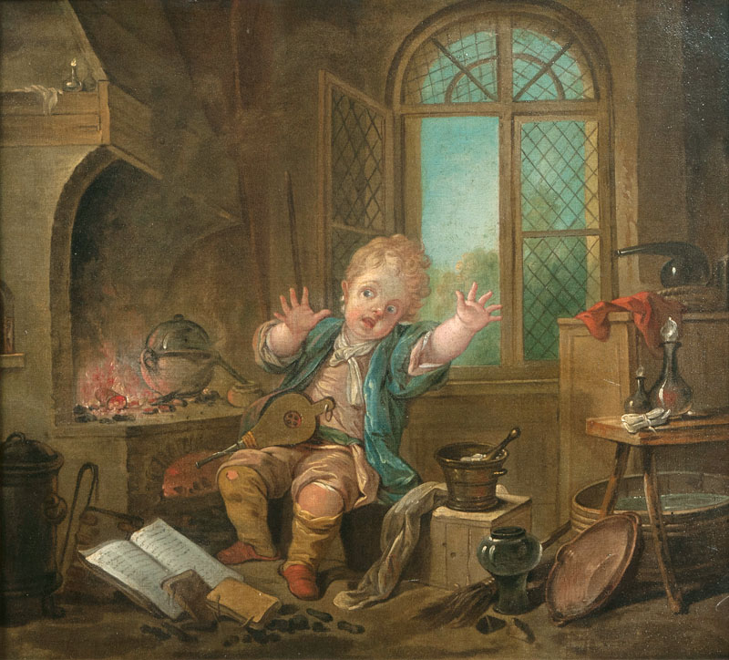 The little Alchemist