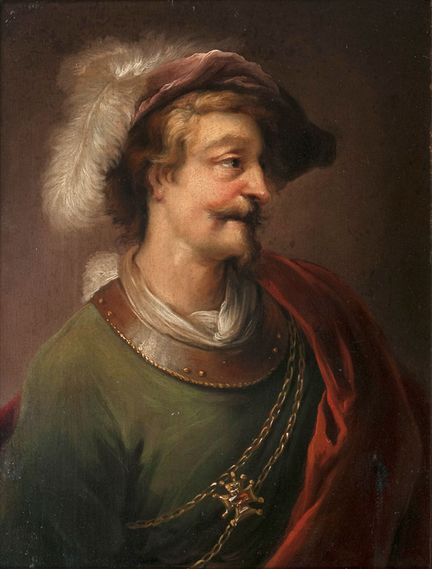 Nobleman with Hat