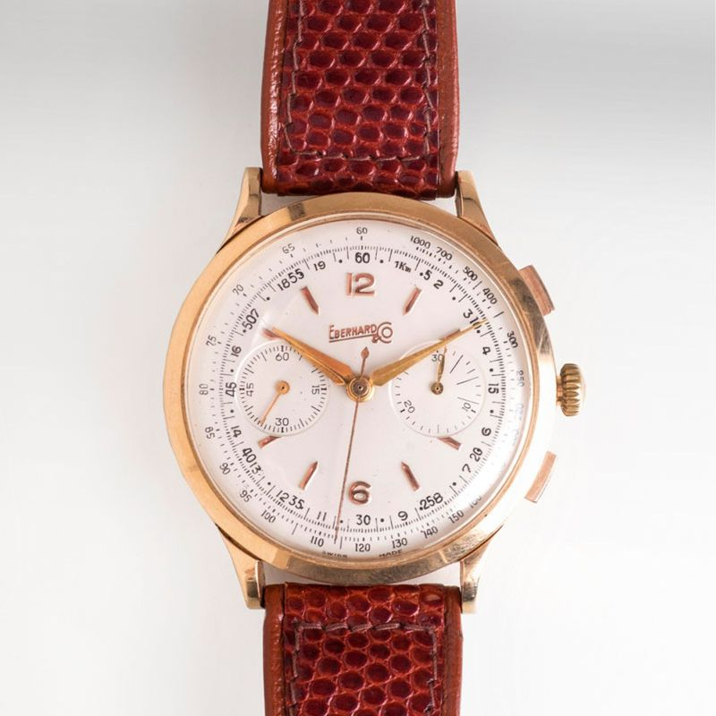 A Vintage gentleman's watch Chronograph