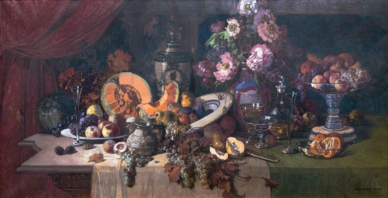 Magnificent Table Still Life