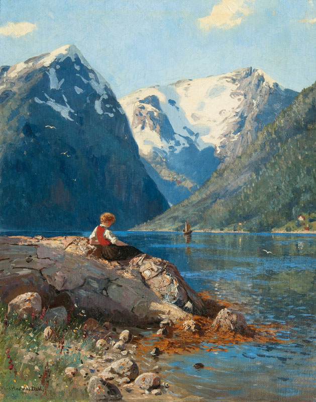 At the Esefjord