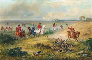 Coursing of the Duchy of Nassau in Lippspringe