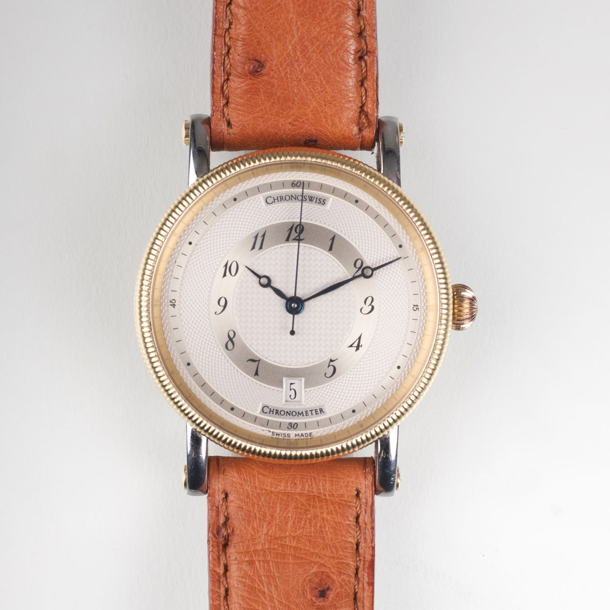 A gentlemen's watch 'Chronometer'
