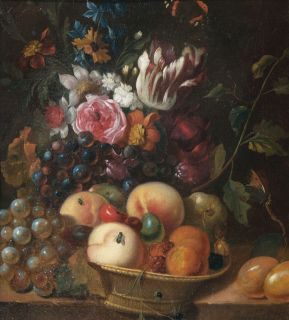 Companion Pieces: Still Lifes with Fruits and Flowers