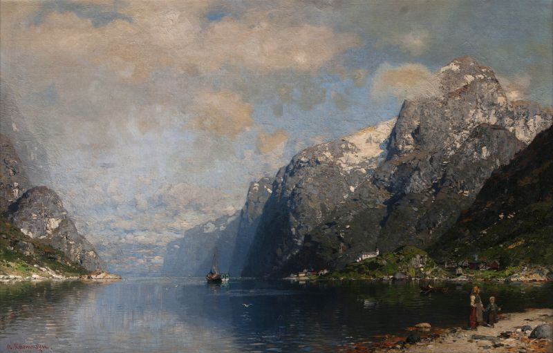 Life in the Fjord