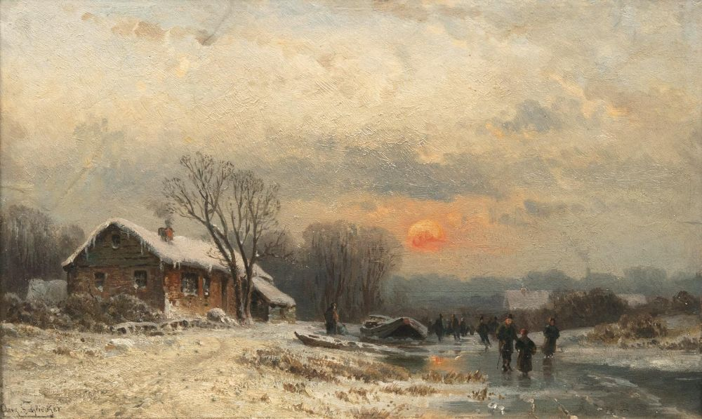 Companion Pieces: Winter Landscapes