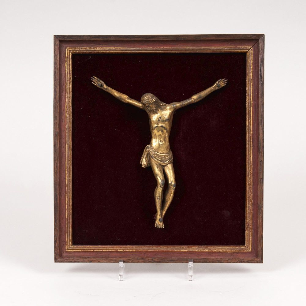 A Baroque Figure 'Christ Crucified'