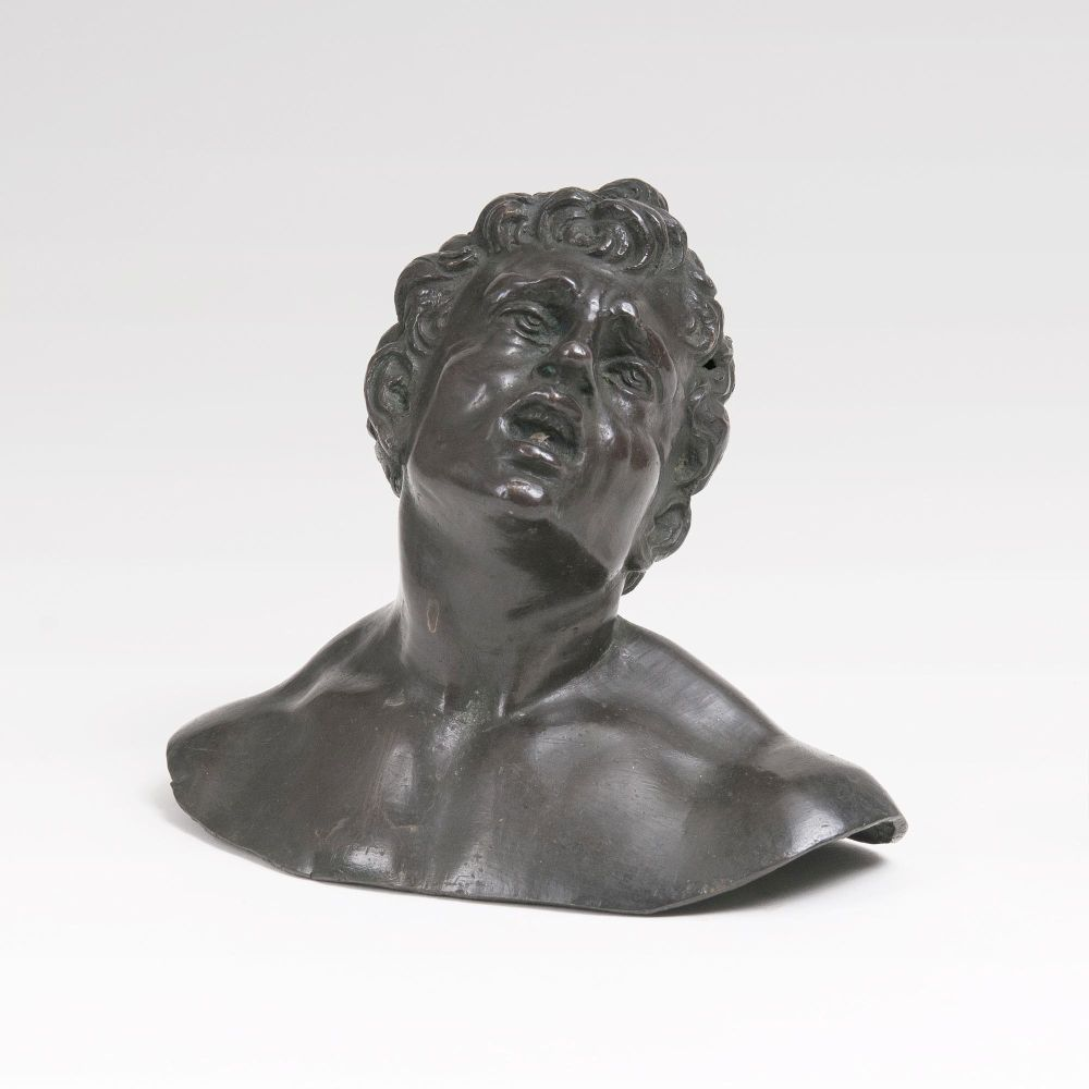 A Bust of Marsyas