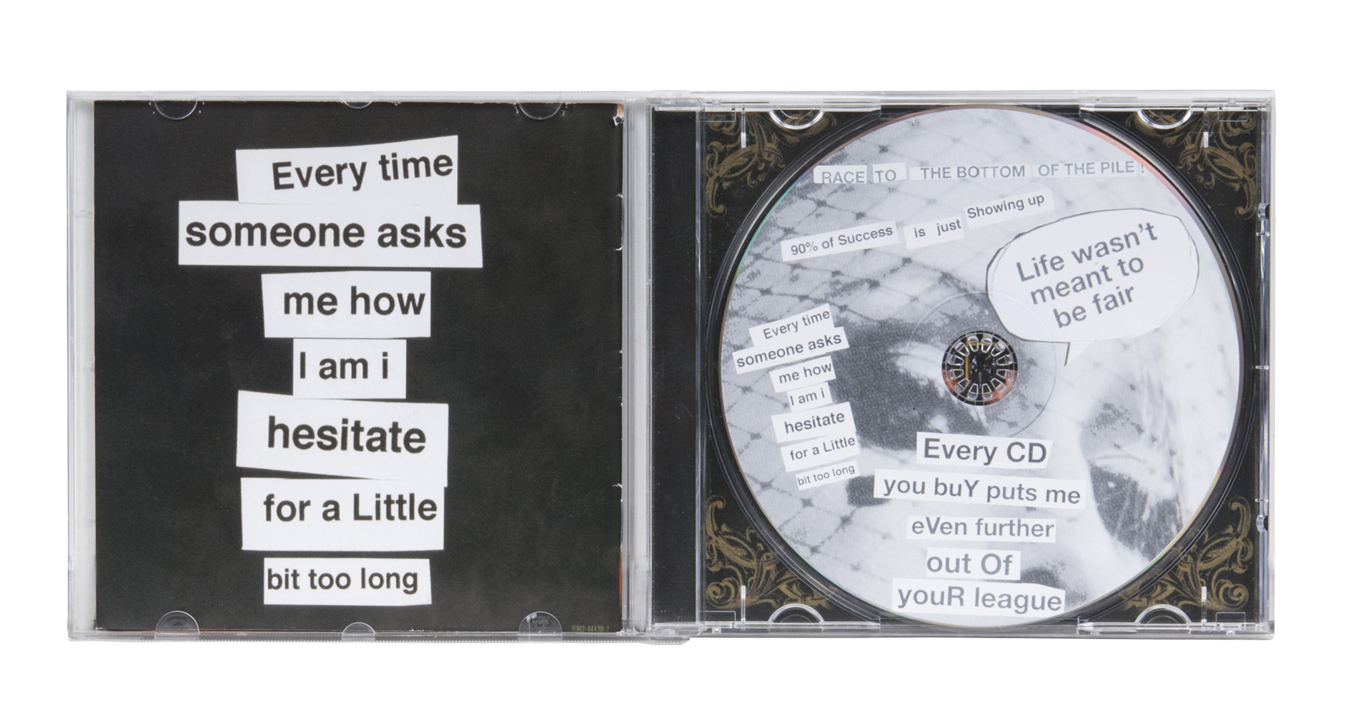 Paris Hilton CD, 2008