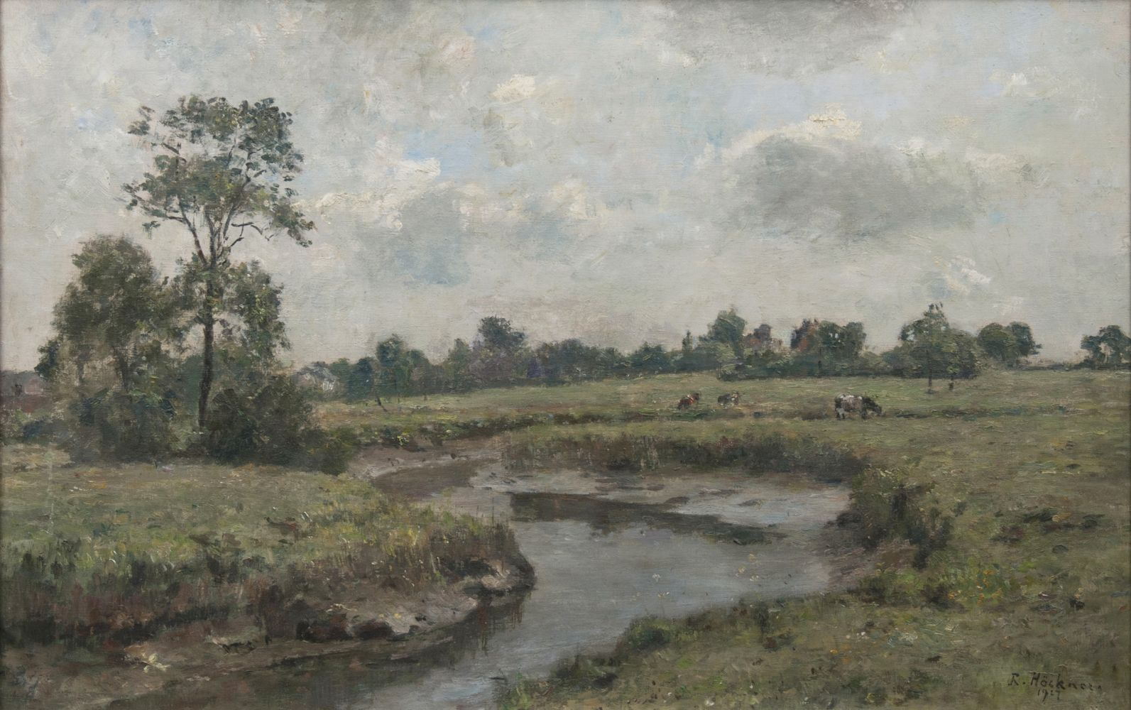 Landscape in Summer