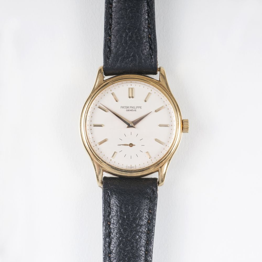 A Wristwatch 'Calatrava'