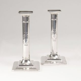 A Pair of elegant Candlesticks