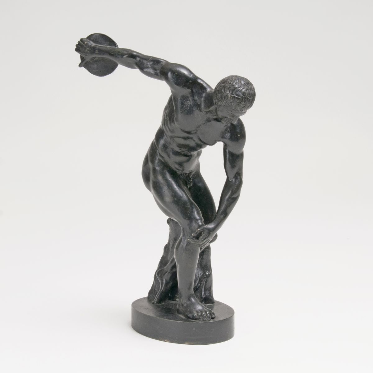 A Figure 'Discus Thrower'