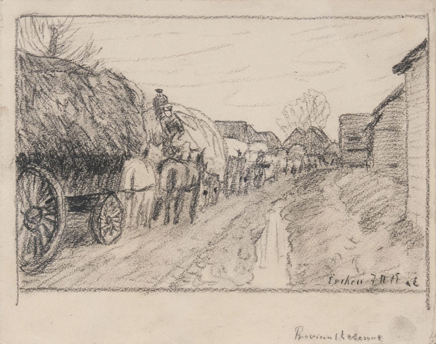 Drawings from the Western Front I