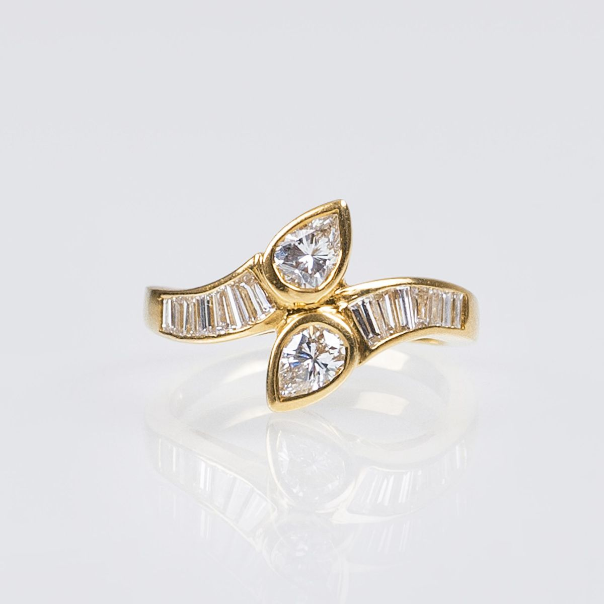 Feiner Diamant-Ring