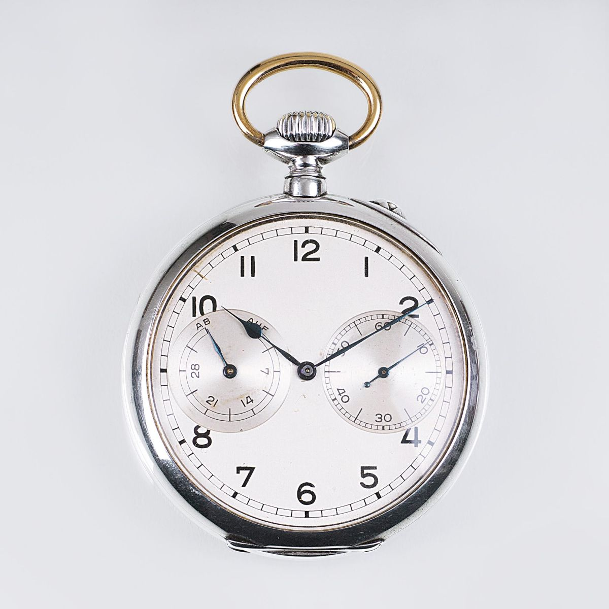 A Marine Observation Pocket Watch