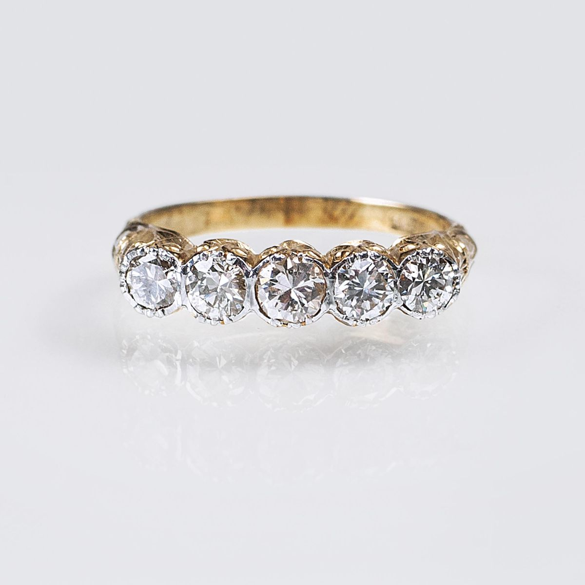 An antique Diamond Ring