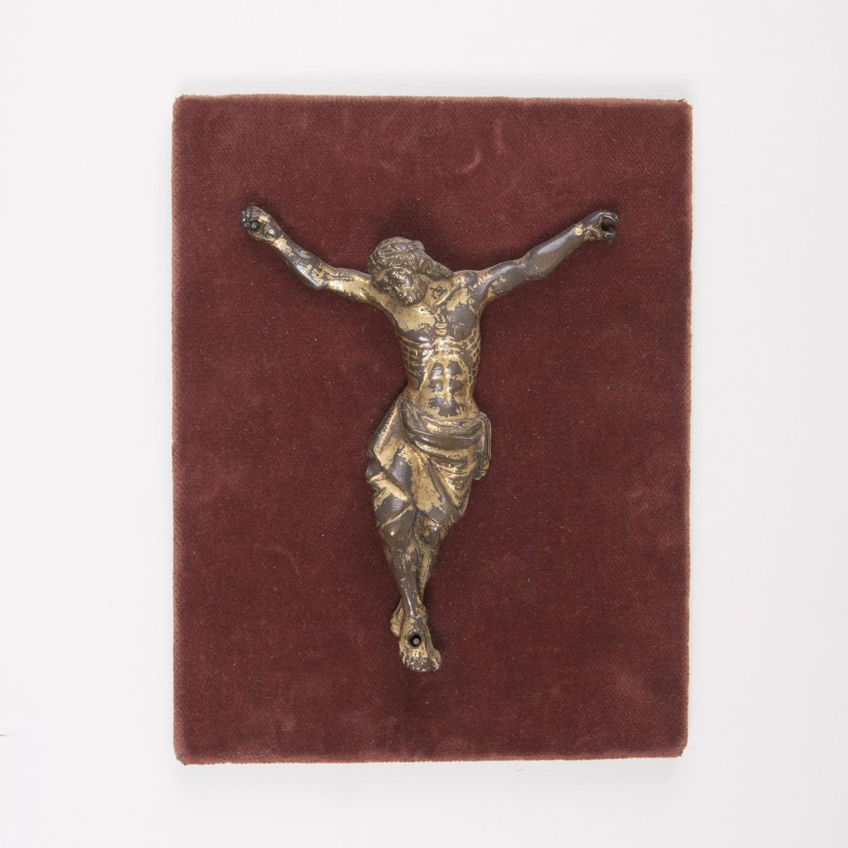 A fine and expressive Gothic 'Christ Crucified'