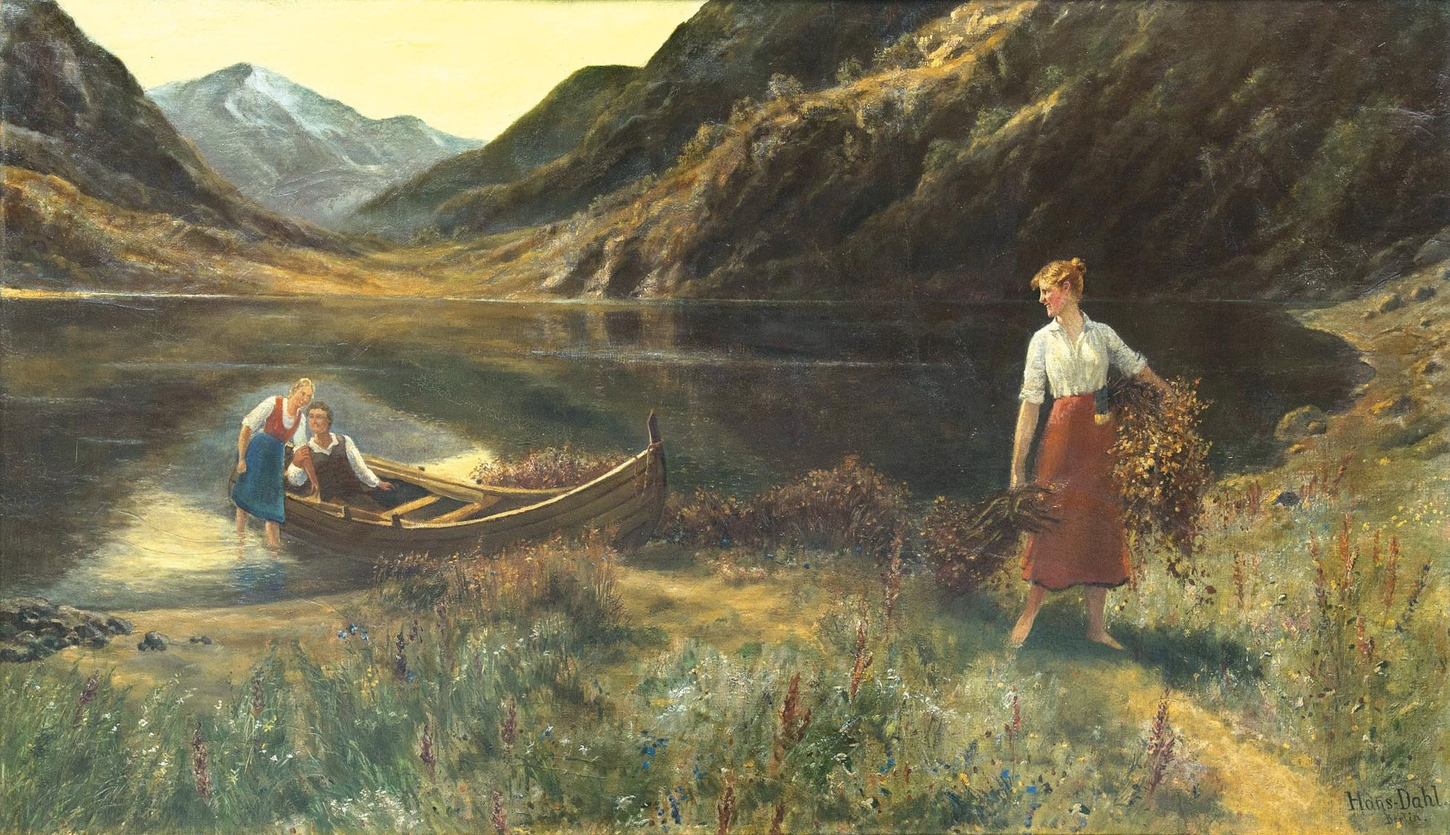 An Idyl from Norway