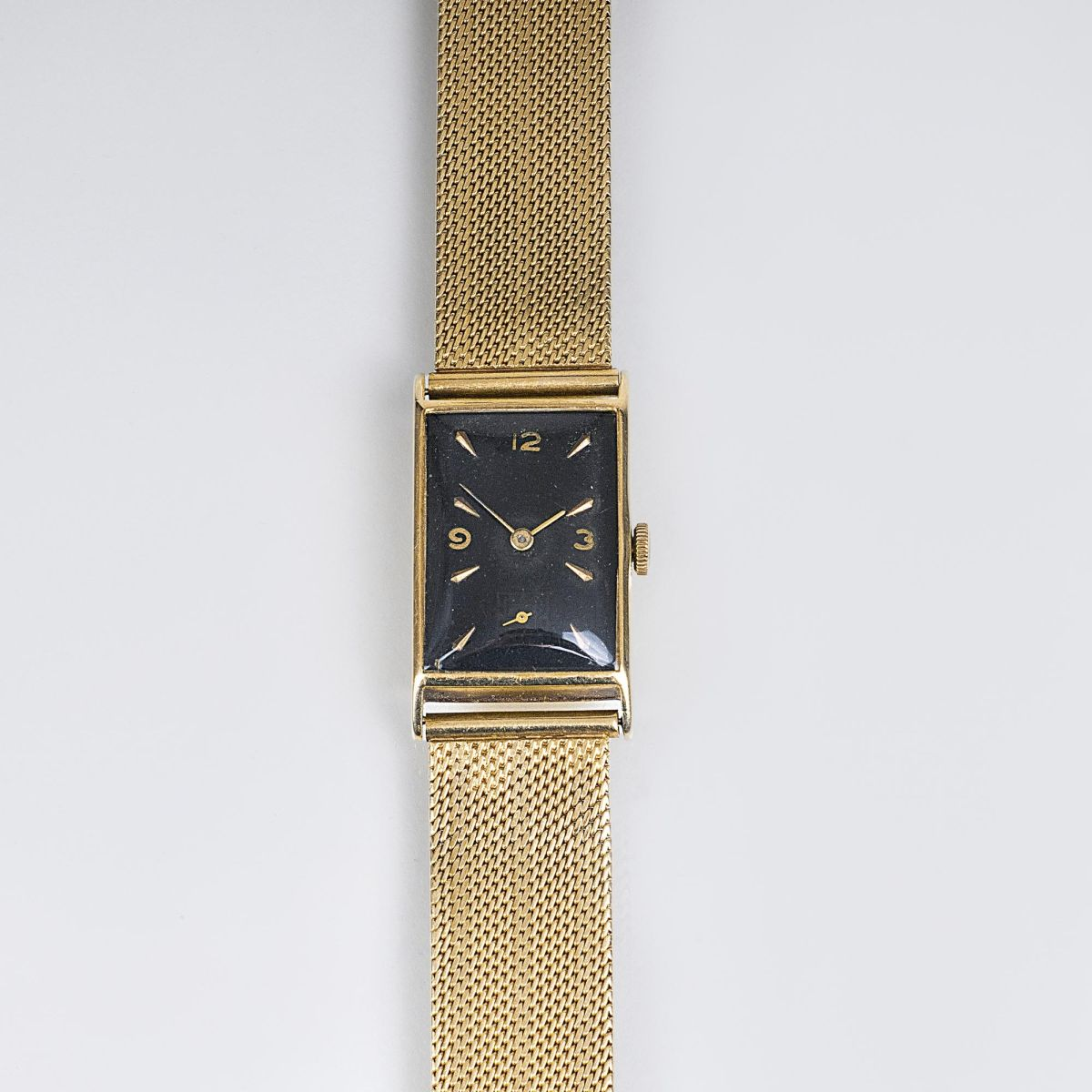 A Vintage Gentleman's Wristwatch