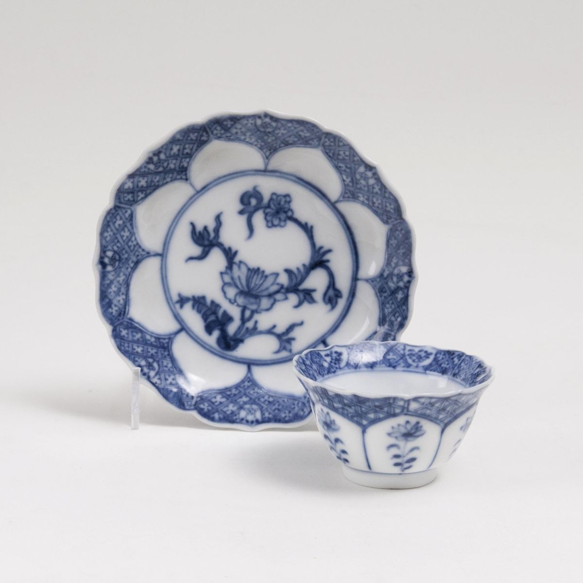 An early Blue and White Bowl