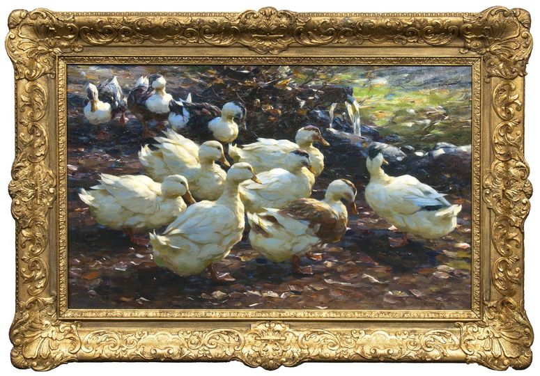 Ten Ducks