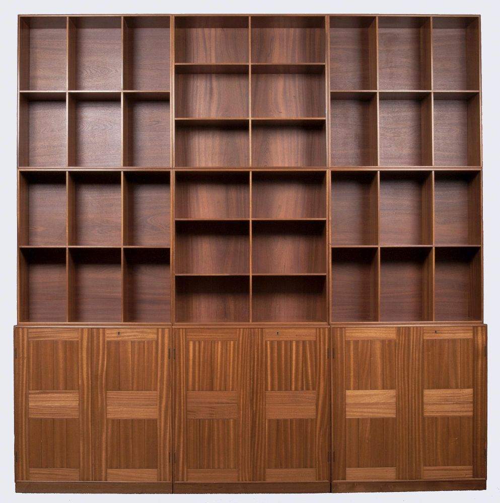 'MK Composite Bookcase and Cabinet'