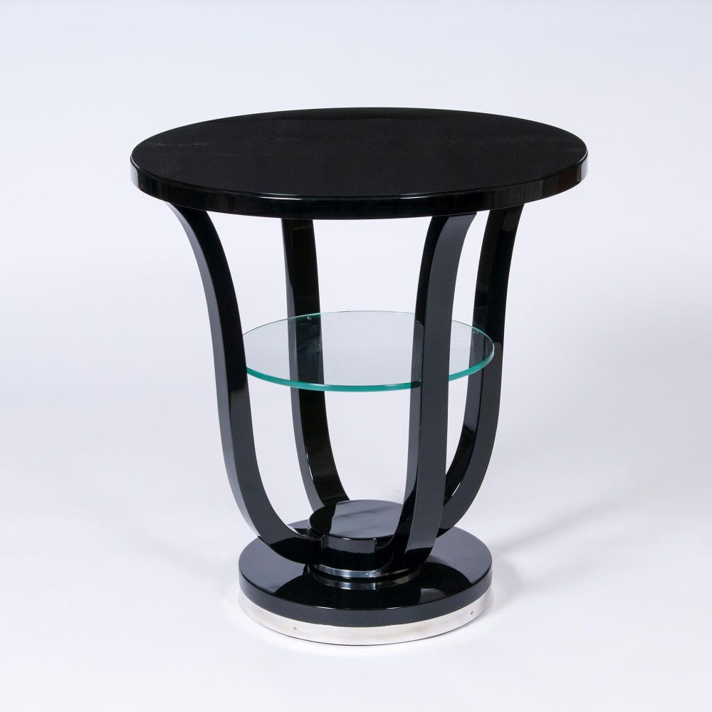 An Art Deco Side Table