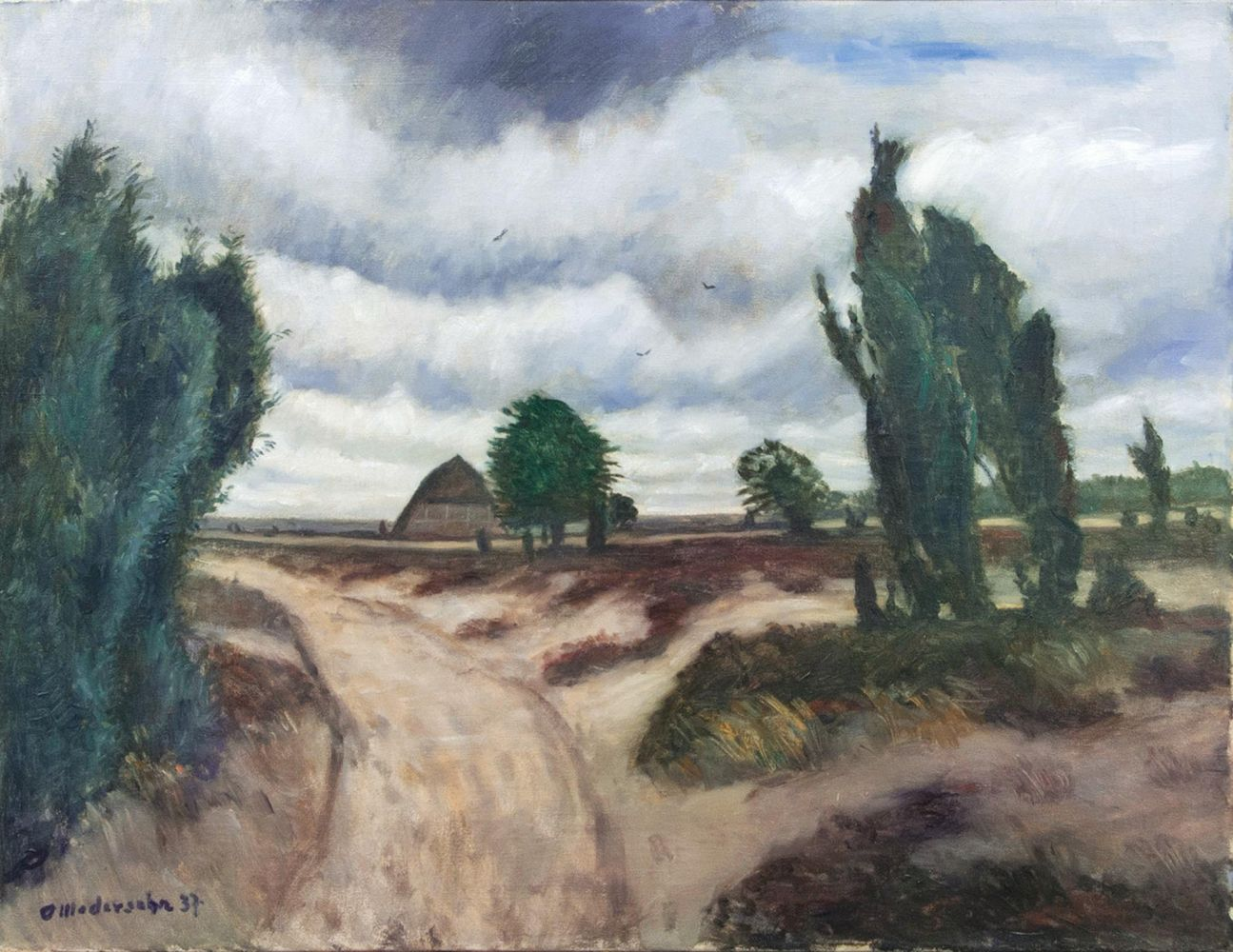 Sheep's Stable in the Heath