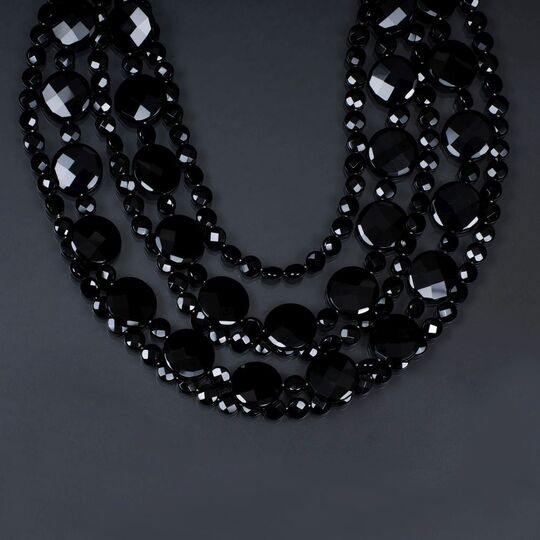 A Five-row Necklace