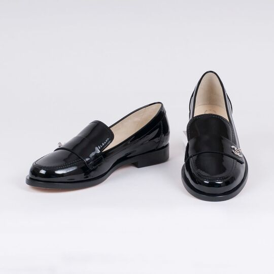 A Pair of Classical Varnish-Loafer