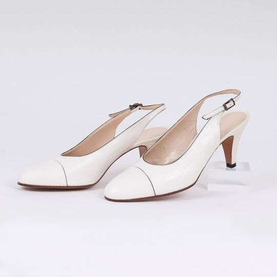 A Pair of Slingback-Pumps