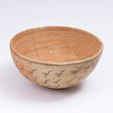A Terracotta Incantation Bowl with Aramaic Inscription - image 4