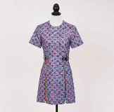 A Game-On Martingale Straight Cut Dress - image 1