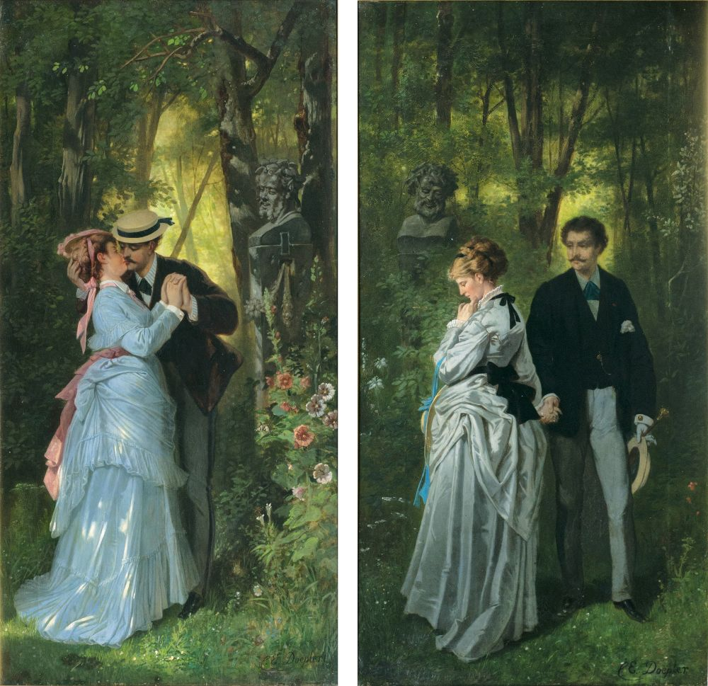Companion Pieces: Rendezvous in the Park