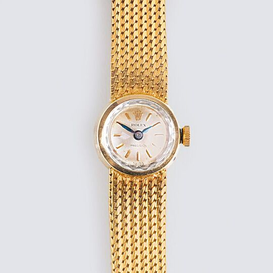A Vintage Lady's Wristwatch 'Precision'